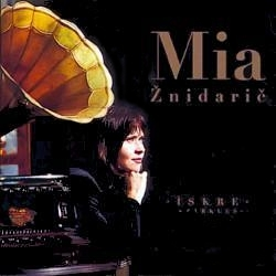 Iskre, CD by Mia Žnidarič featuring the Steve Klink Trio